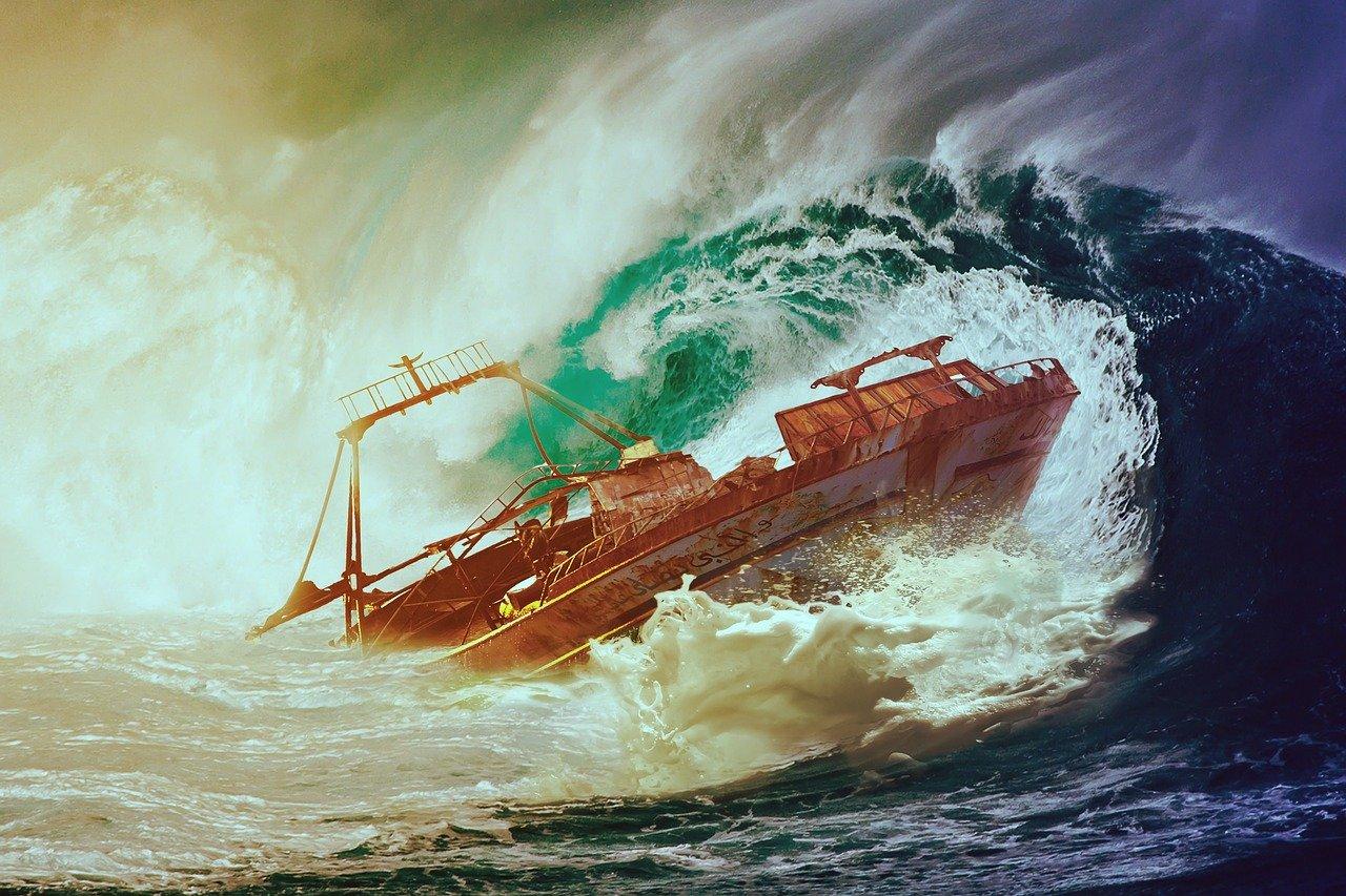 La société islamique est un navire qui menace de couler